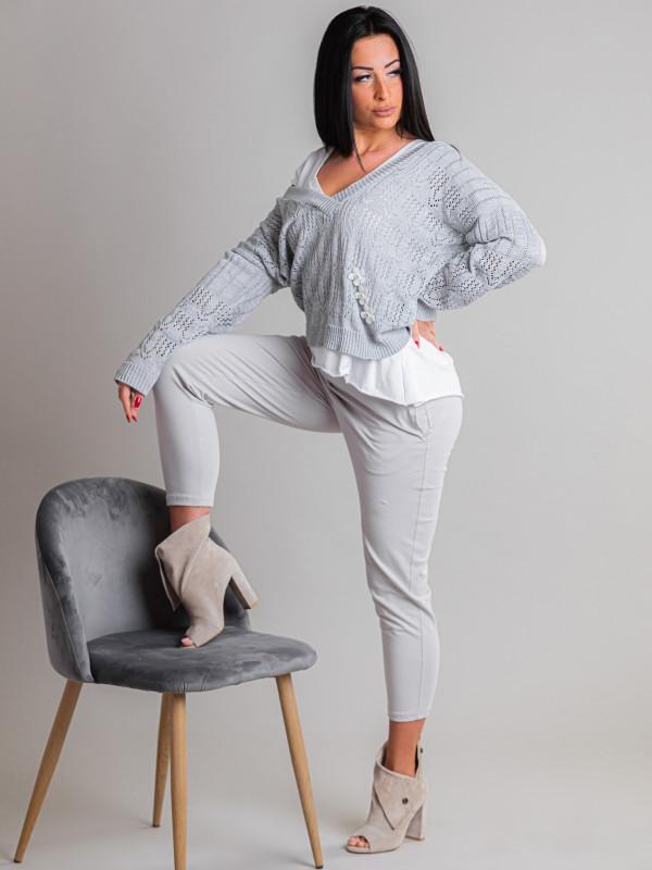 Spodnie dresowe klasyk